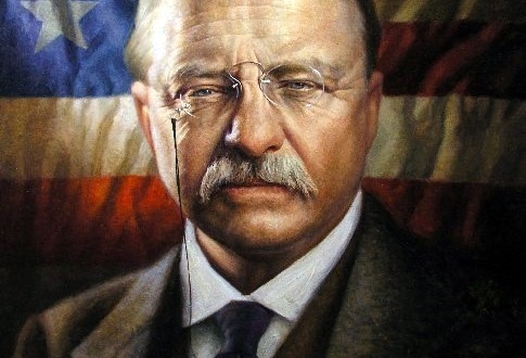 The Alpha Men Series: Theodore Roosevelt