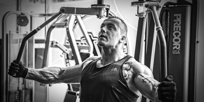 A Simple Exercise for a Monster Chest Workout!