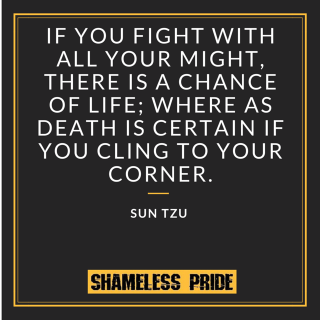 Sun Tzu Death Ground quote