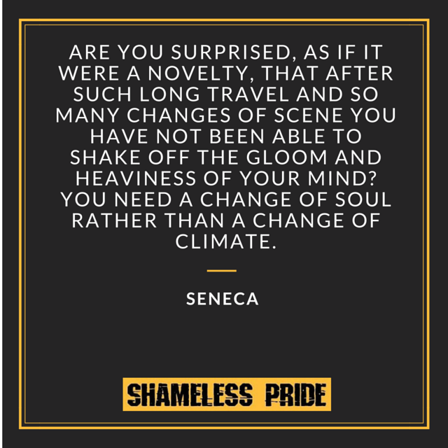 Seneca on Travel