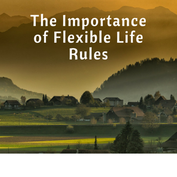 importance of rules in our life What parts of our lives are controlled by laws, rules and customs why are laws, rules and customs important in society example of a simple statement.