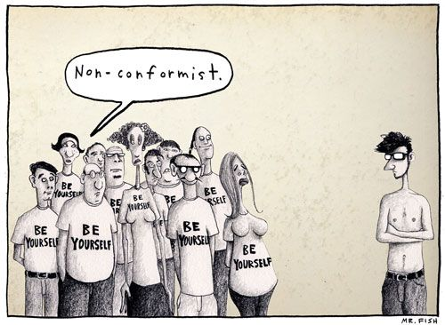 How to Fight Conformity and Move Beyond Average
