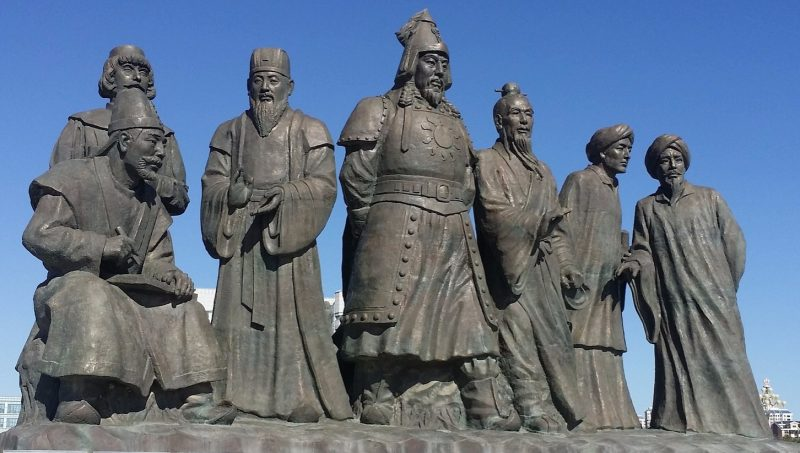 Success Principles from Genghis Khan